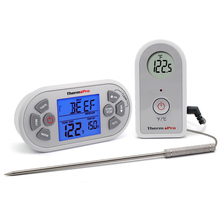 ThermoPro TP 21 Wireless Remote Digital Kitchen Cooking Food Meat Thermometer with Probe for BBQ Smoker Grill Oven