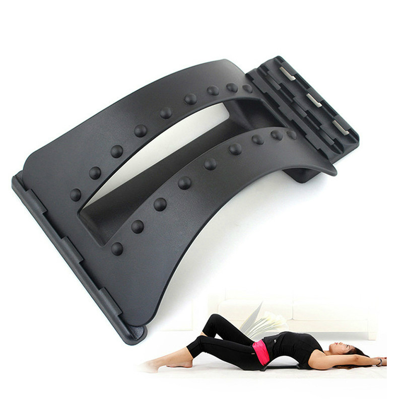 Beauty & Health Back Stretcher Massage Fitness Equ