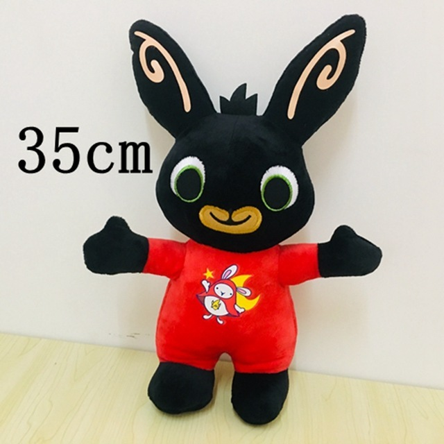 Light Bing Five Nights At Freddy's Dolls Stuffed Panda Coco Hoppity Animation Peluche Action Toys Elephant For Children