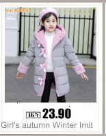 H09a549ac750f4a5eb55294238bed7080B 2019 New Russia Baby costume rompers Clothes cold Winter Boy Girl Garment Thicken Warm Comfortable Pure Cotton coat jacket kids