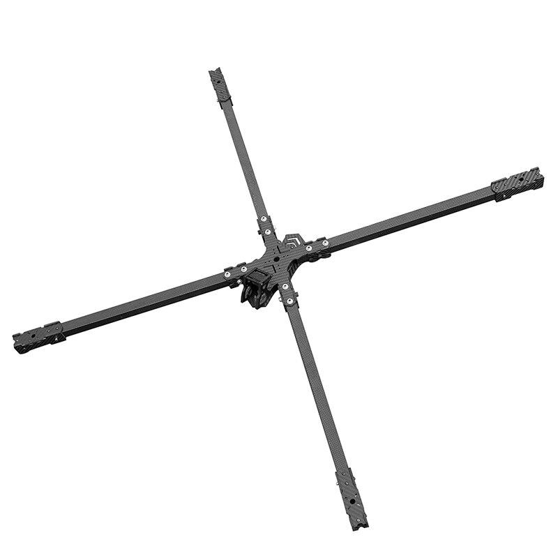IFlight iX15 cadre X-CLASS 950mm empattement 15 pouces véritable X 3K Fiber de carbone pour bricolage FPV course Drone cadre Kit