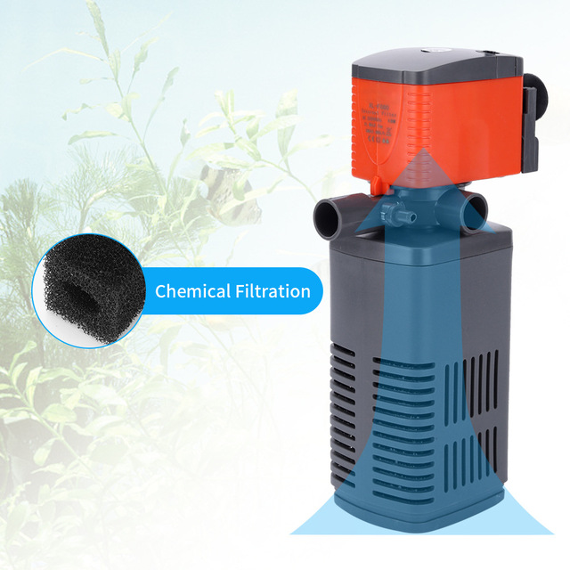 Multifunction Aquarium Oxygen Water Pump And Filter 4
