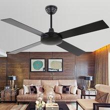 Промышленный потолочный вентилятор Лампа 48 дюймов в стиле ретро