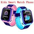 Новые не водонепроницаемые Смарт-часы Q12 многофункциональные детские цифровые наручные часы детские часы телефон для IOS Android детские игрушк...