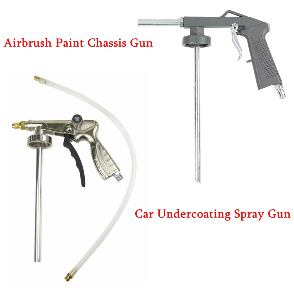 Airbrush Paint Chassis Gun Car Undercoating Spray Gun Undercoating Metal Sprayer Gun Underbody Coating Gun For Automobile