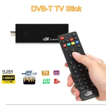 Tv-Stick Android Tv Mini Top-Dvb-T2-Tuner Hdmi Wifi 1080P Ce Digitale-Set PVR Semplice
