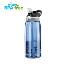 1000ML Outdoor Water Bottle Straw Cup Adult Pregnant Women a