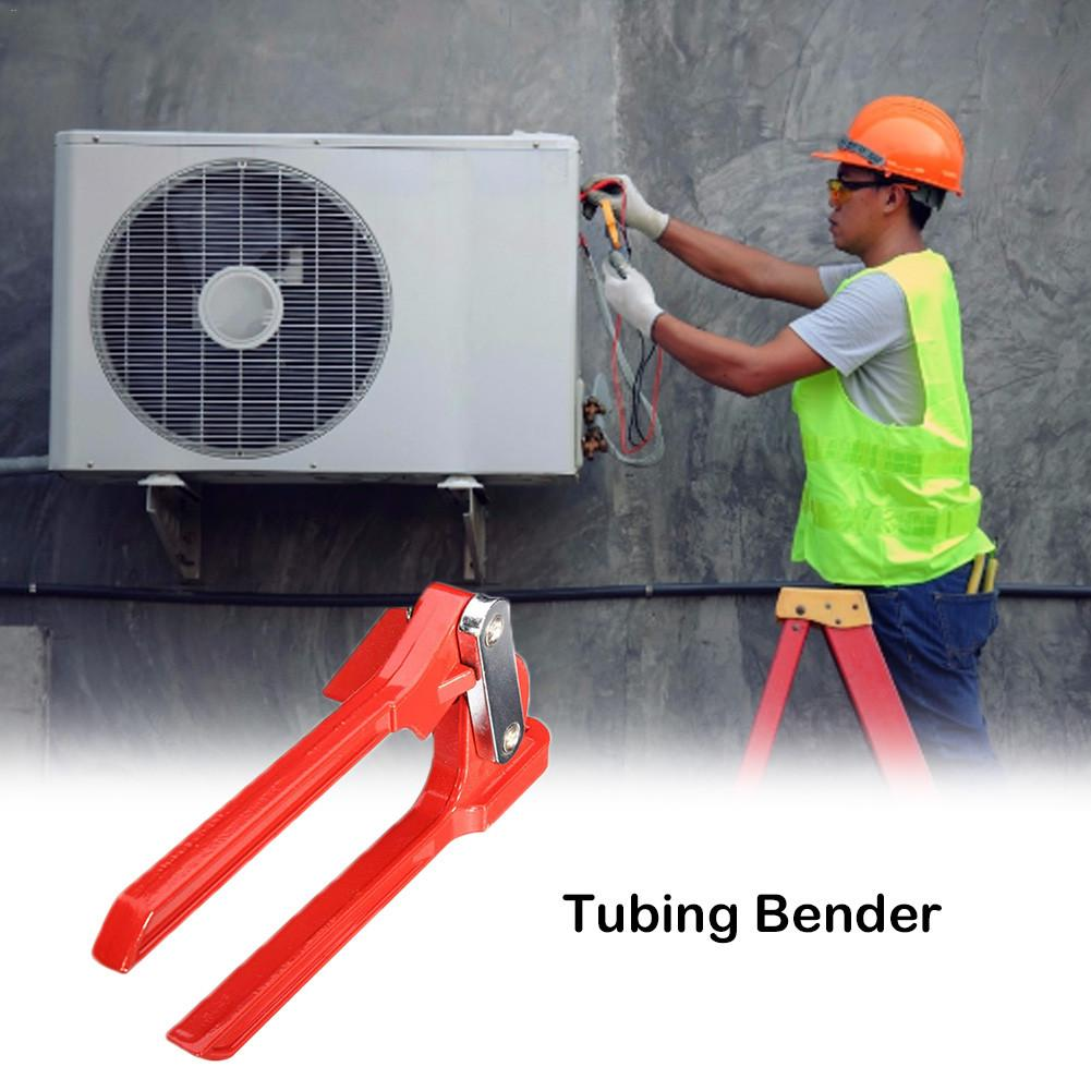 3 In 1 90/180 Degree Air Conditioning Tube Bending R Pipe Tubing Bender Manual Tube Bending Tool 6MM/8MM/10MM