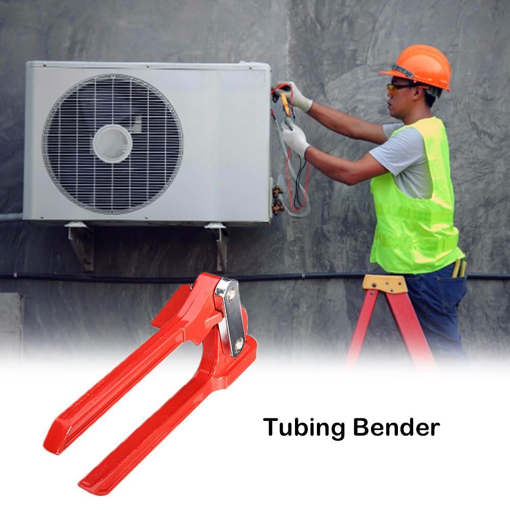 3 In 1 90/180 Degree Air Conditioning Tube Bending R Pipe Tubing Bender Manual Tube Bending Tool 6MM/8MM/10MM