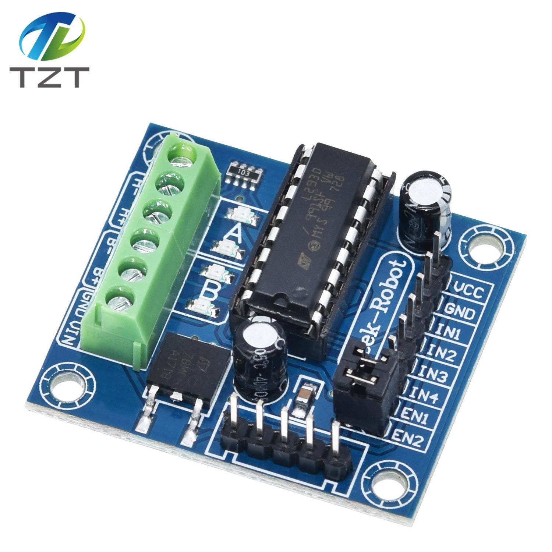 Mini Motor Fahrt Schild Erweiterung Tafel L293D Modul Arduino UNO MEGA2560 R ASS