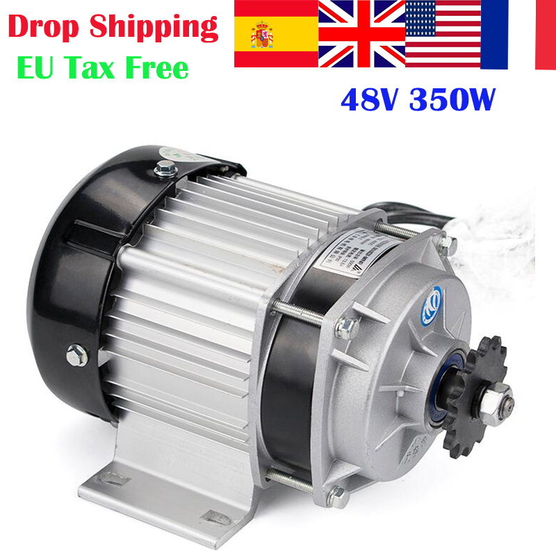 BM1418ZXF 350W 48V Brushless DC Motor Electric Tricycle Motor Electric Bicycle Ebike Motor BLDC E Trishaw Trike Bike Accessrioes-in Electric Bicycle Motor from Sports & Entertainment on AliExpress
