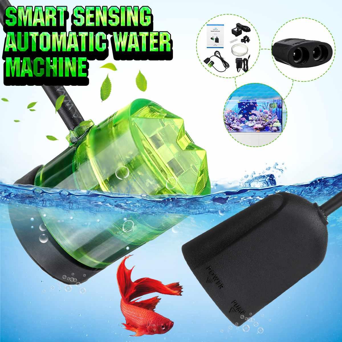 ZEAST Micro intelligent distributeur d'eau électrique contrôleur pompe capteur de flotteur optique commutateur Aquarium automatique pompe réservoir double capteur