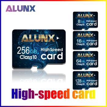 Karta Micro sd 128GB karta pamięci 64 gb Mini pamięć flash microSD 16gb 32 gb karta pamięci TF na telefon tanie i dobre opinie ALUNX 10M s NB-S007 CN (pochodzenie) Tf micro sd card