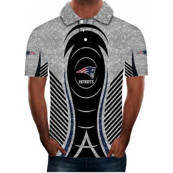Nowe męskie koszulki polo w biznesie męskie koszulki polo casual męskie koszulki polo koszulki polo z krótkim rękawem oddychające koszulki polo tanie i dobre opinie REGULAR Na co dzień Drukuj Poliester Oddychająca Stałe