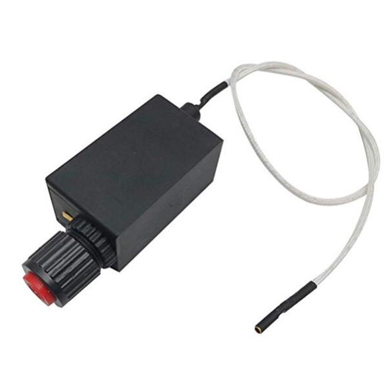 Grill Replacement Universal AA Igniter With 50 cm Bbraided Rope Ignition Wire High Effiency Pulse Kit