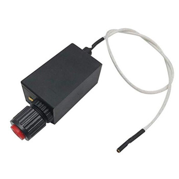 Grill Replacement Universal AA Igniter With 50 cm Bbraided Rope Ignition Wire High Effiency Pulse Ignition Kit gas oven short piezoelectric igniter with bracket ignition needle set with ignition wire 400mm extrusion ignition