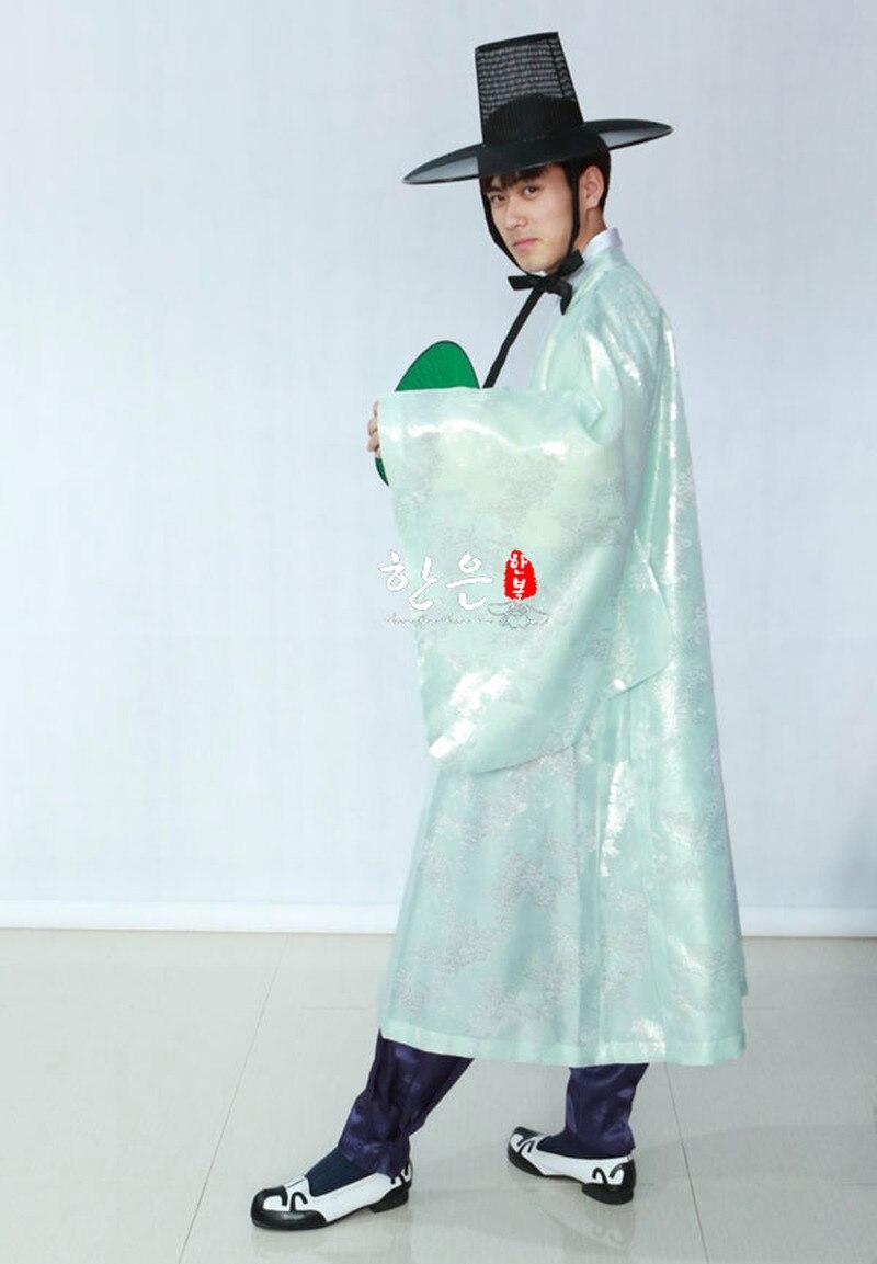 South Korea Imported Hanbok Jacket / Men's Traditional Hanbok Jacket / High-end Jacket /