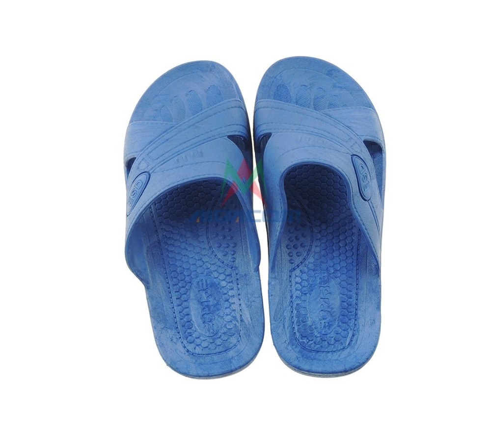ESD Safety Working Shoes Mans Summer ESD Anti Slip Slipper Antistatic Anti-skid Dust-free For Man Antistatic Sandals Shoes