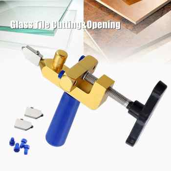 Ceramic Tile Glass Opening Cutting Opener Multi-Function Durable Roller Cutter Portable Multifunction Hand Tool Hot Sale