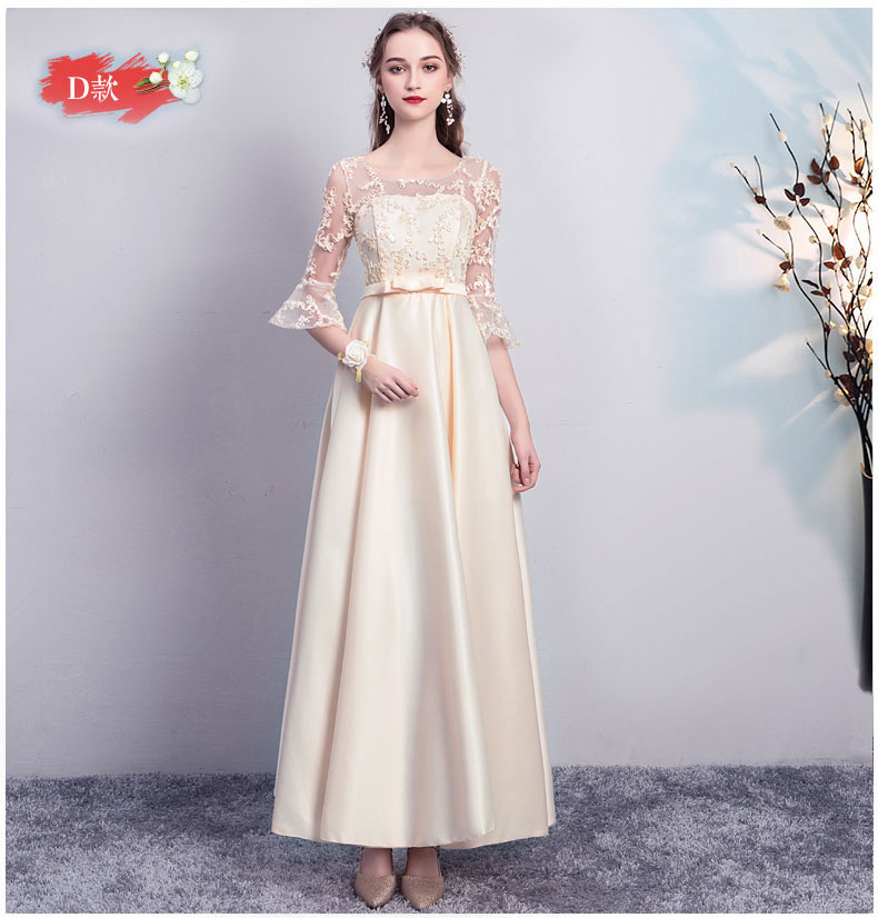 Junior Bridesmaid Dresses Satin Plus Size Woman Dresses For Party And Wedding Guest Long Simple Dress Sexy Prom Club Vestido