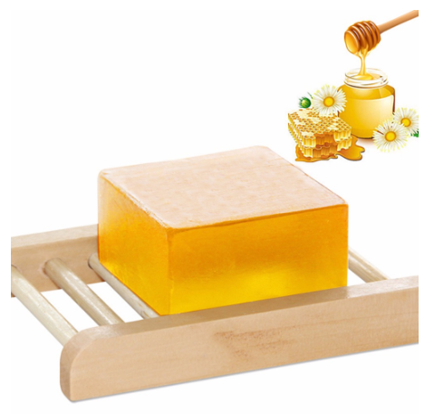 Honey Soap Goat Milk Remove Acne Oil-Control Clean Skin Shrinks Pores Whitening Cleanser Blackhead Remover