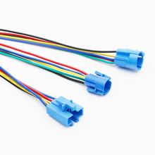 цена на 1pc 16mm 19mm 22mm cable socket for metal push button switch wiring 2-6 wires stable lamp light button