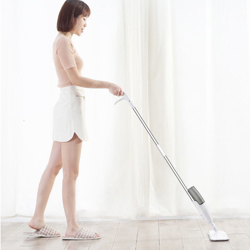 Xiaomi Mijia Deerma Replace Mop for Mi Mijia Water Spray Mop 360 Rotating Cleaning Cloth Head Wooden Carbon Fiber Cloth H20 (4)