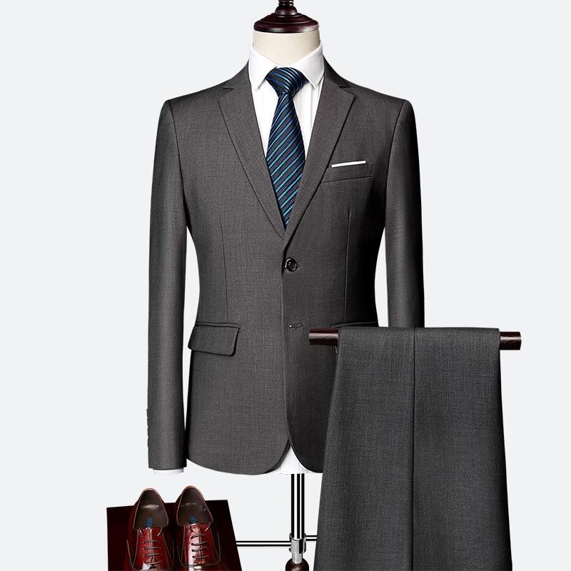 Two Piece Suit, Men's Tailored Suit, Suit, Men's Suit, Red Suit, Purple Suit,mens Tuxedo,two Piece Set,men Suits,suit Men