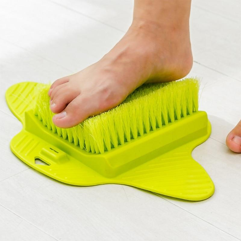 banho de plastico chuveiro pe escova purificador 01