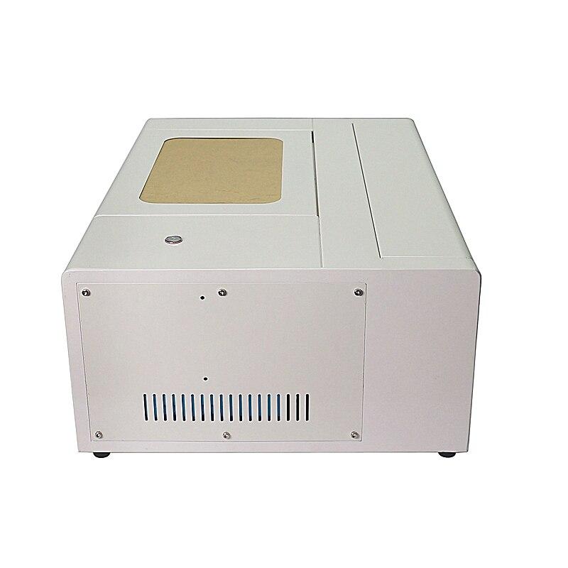 LY smart mini mobile fibre verre trempé film protecteur d'écran co2 laser découpeuse 30W 220V 110V mise à jour gratuite programmes - 5