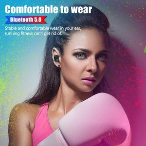 Image 4 - XG15 TWS Bluetooth Headset 5.0 Stereo Wireless Mini Earbuds Binaural Call Earphone