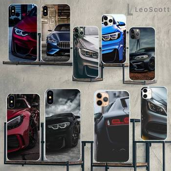 Mantin BMW sports car Phone Case For iphone 12 5 5s 5c se 6 6s 7 8 plus x xs xr 11 pro max mini image