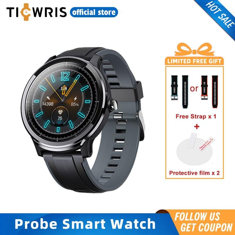 Probe SmartWatch Waterproof Sports Clock Sleep Monitor Ultra-Long Battrey SN80-Y Bluetooth Men Women Watch For IOS Android Phone