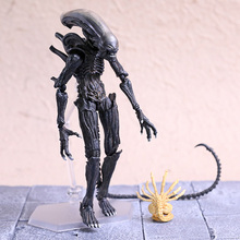 ALIEN Figma SP 108 Takayuki Takeya Ver. PVC Action Figure Movable Figurinie Model Toy
