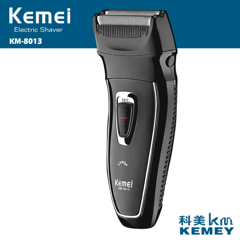 KEMEI 2 Heads Rechargeable Electric Shaver Reciprocating Electronic Shaving Machine Rotary Hair Trimmer Face Care Razor KM-8013