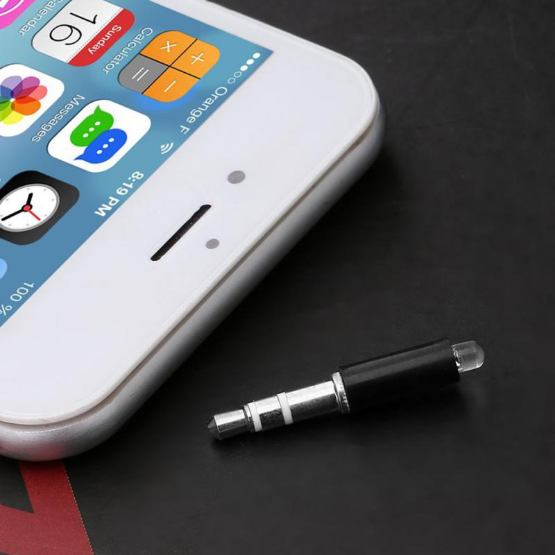 Mini IR Infrared Universal 3.5mm Remote Control Jack Intelligent Remote Control Plug Phone Smart Transmitter For IOS/ Android