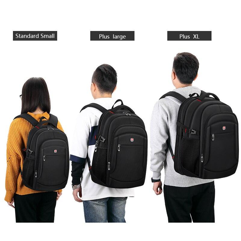 Balang 2020 новый модный мужской рюкзак, многофункциональный рюкзак для ноутбука 15,6-17 дюймов, школьная сумка, водонепроницаемая дорожная сумка