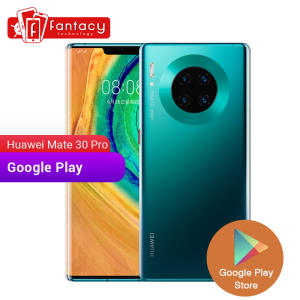 HUAWEI Mate 30-Pro 8GB 128GB Google CDMA/GSM/WCDMA/LTE Supercharge Game Turbogpu Turbo