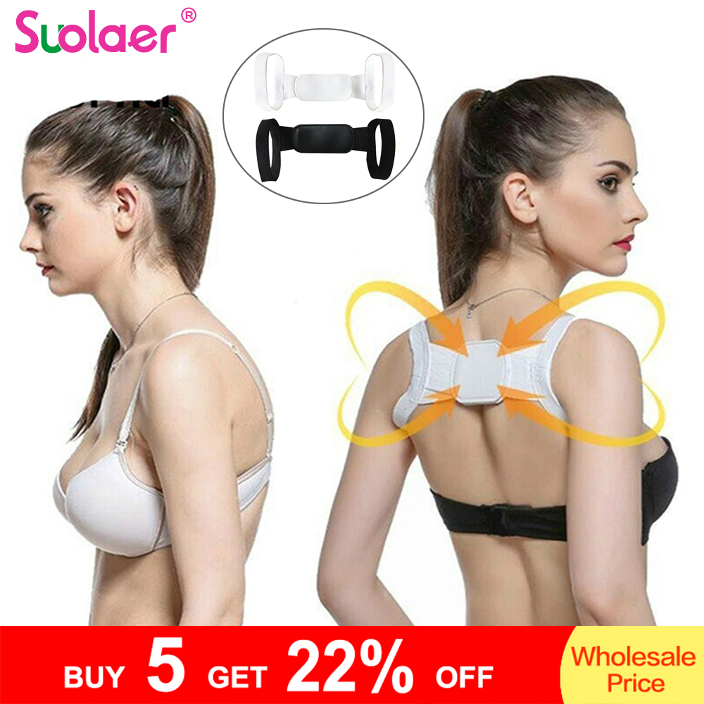 Lightweight Posture Corrector Belt with Adjustable Belt for Women Body Shaping Suitable for Adult and Children to Support and Straighten Shoulder and Back 3