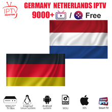 Netherlands IPTV Subscription IPTV Germany Spain XXX IPTV Abonnement Stable 9000+ For M3U Enigma2 MAG Smart TV Android TV BOX wholesale 1 year france arabic europe m3u 4k android tv box usa iptv germany set top box netherlands uk spain iptv subscription