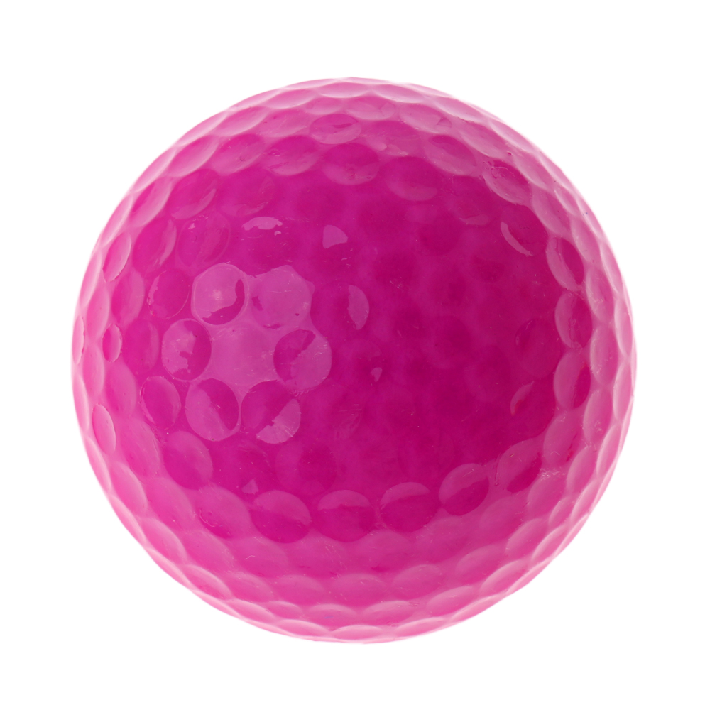 4 X Durable Golf Range Practice Balls Outdoor Golf Training Aid Balls