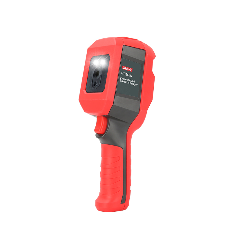 Multifunction HD Thermal Imaging Camera In Screen Sound Alarm With Visible Light 4