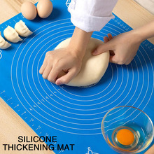 Dough-Mat Pastry-Accessories Baking-Mat-Tools Cookie-Cake Kneading Non-Stick Kitchen