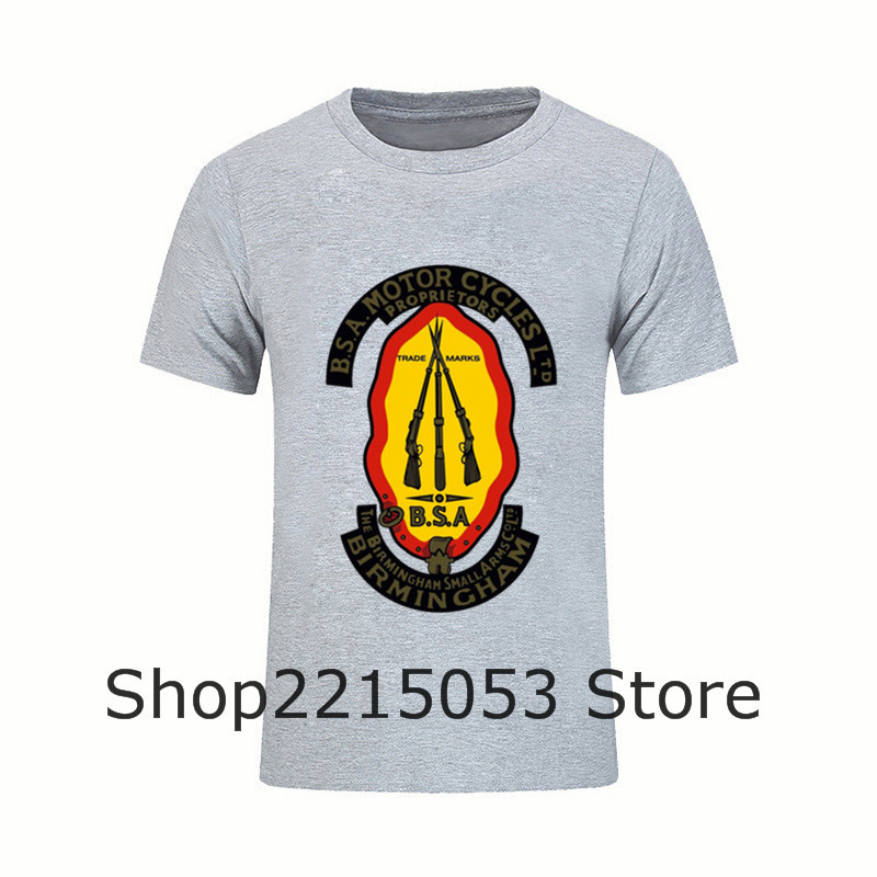 2020 t shirts bsa motor zyklen männer t-shirts plus größe t Kurzarm T-shirts große größe männliche antminer l3 trackr junsun a760 nk