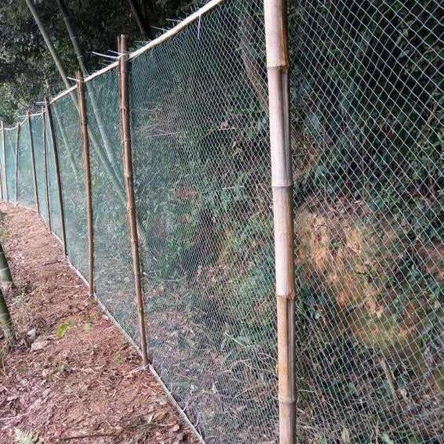Filet Anti-oiseau à 9 brins | Clôture de jardin en Nylon noué pour fruits, cultures, filet de Protection contre les oiseaux, les chiens et les cerfs, filet de poulailler