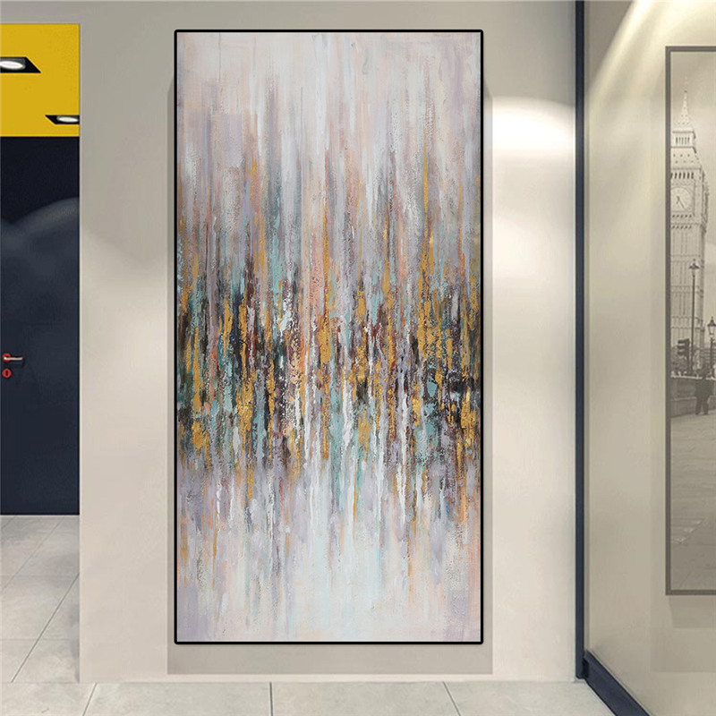 Modern Abstract Canvas Painting Printing Poster Wall Pictures For Living Room Nordic Dropshipping Pictures Decoration Prints Art
