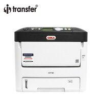 i transfer CMYW A4 Colour White Toner Laser Printer
