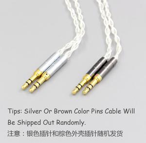 Image 5 - LN006426 8 câble découteurs découteurs de noyau pour Beyerdynamic T1 T5P II AMIRON HOME 3.5mm broche