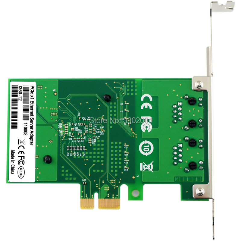 INTEL EXPI9402PT PRO//1000 Dual Port Server Adapter PCI-E Network Card 82571 OEM