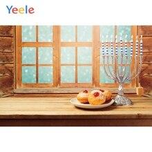 Ebraica Nuovo Anno Rosh Hashanah Hanukkah Candela Candelabro Finestra Photography Sfondo Fotografico Sfondo Per La Foto In Studio